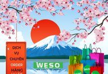 """WESO - Chuyên Mua Hộ Hàng Nhật Giúp Các """"Nàng"""" Mua Sắm An Toàn, Nhanh Chóng"""